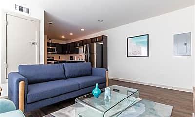 Living Room, 2806 Reagan St 101, 1