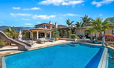 Pool, 4660 Via Huerto, 0