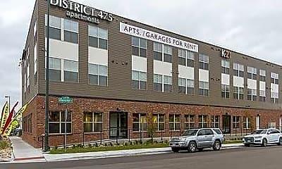Building, District 475, 1