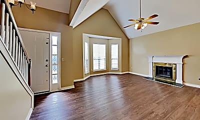 Living Room, 1490 Chapel Hill Lane Sw, 1