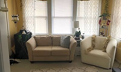 Living Room, 258 Kalmia Ave, 1