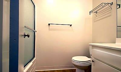 Bathroom, Kaitlin Court Apartments, 2