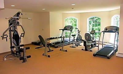 Fitness Weight Room, Senior Horizons At Wurtsboro, 2