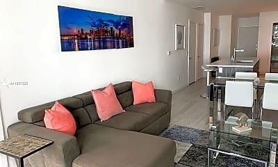 Living Room, 480 NE 31st St 602, 1