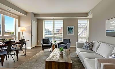 Living Room, 10 2nd St SE 201, 1