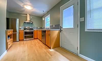 Kitchen, 301 Knolls St, 1