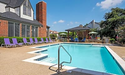 Pool, Bel Air Willow Bend, 0