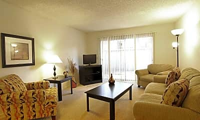 Living Room, American River Commons, 1