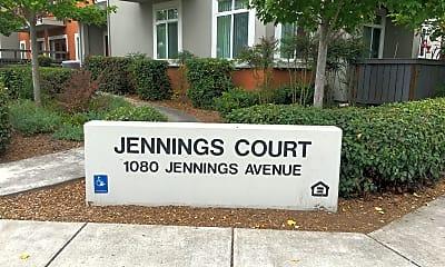 Jennings Court, 1