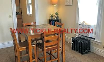 Dining Room, 20 Tracy St, 1