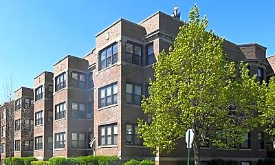 Building, 618 Hinman, 0