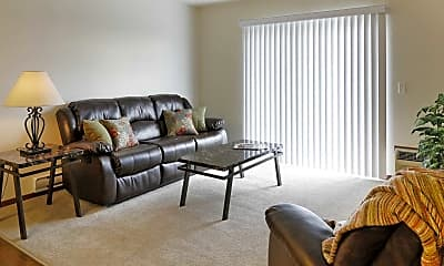 Living Room, Madison Heights, 1