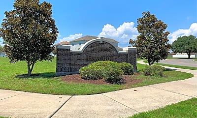 Keesler Family Housing, 1