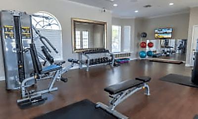 Fitness Weight Room, 10182 Stonehenge Cir, 2