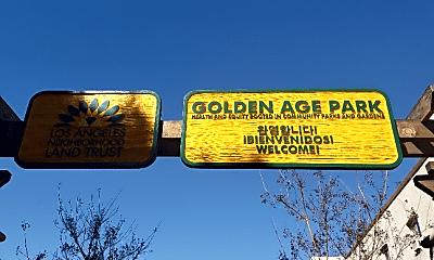 Community Signage, 727 S Coronado St, 2