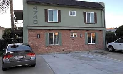 Building, 4748 Bancroft St, 0