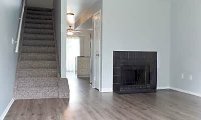 Living Room, Carefree Village Townhomes, 2