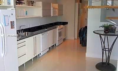 Kitchen, 690 SW 1st Ave 2301, 1