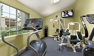 Fitness Weight Room, eaves San Dimas, 0