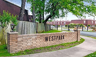 Community Signage, Westpark Meadows, 2
