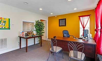Leasing Office, Dominion Pines, 1