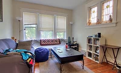 Living Room, 3144 Magnolia Ave, 0
