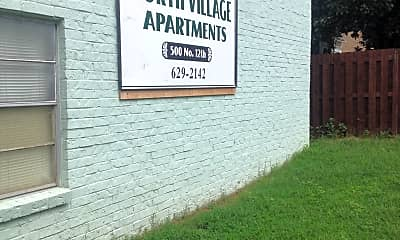 North Village Apartments, 1
