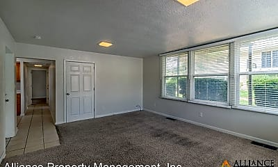 Living Room, 1510 College Ave, 0