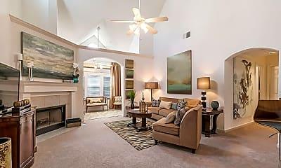 Living Room, Palmetto Creek, 1