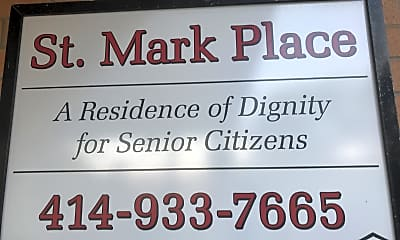 St. Mark Place, 1