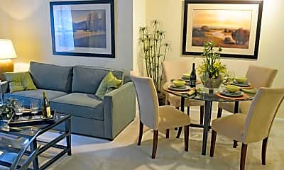 Living Room, Park Trace, 1