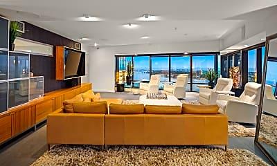 Living Room, 200 Harbor Dr 3602, 1