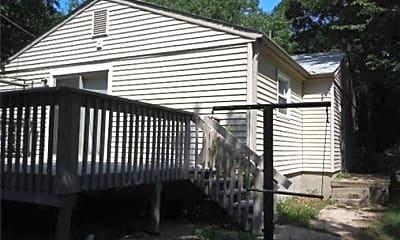 Patio / Deck, 9105 E 73rd Street, 0