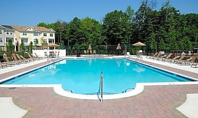 Pool, Princeton Terrace at West Windsor, 2