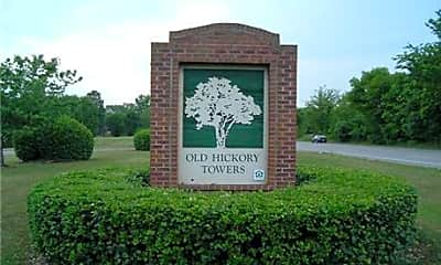 Old Hickory Towers, 1