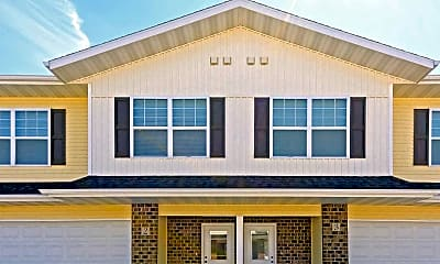 Building, Maple Grove Townhomes, 2