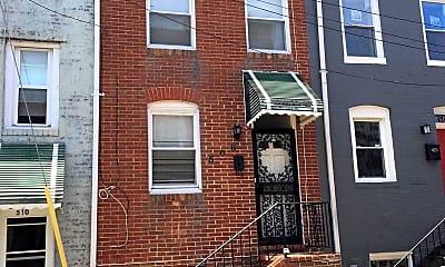Building, 508 Wyeth St, 0