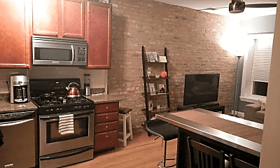 Kitchen, 3808 W Belle Plaine Ave, 0