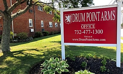 Drum Point Arms, 1