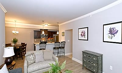 Living Room, 2594 Western Ave 1103, 1