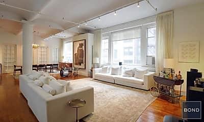 Living Room, 15 W 18th St, 1