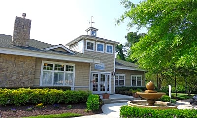 Clubhouse, Saltmeadow Bay Apartments and Townhomes, 1