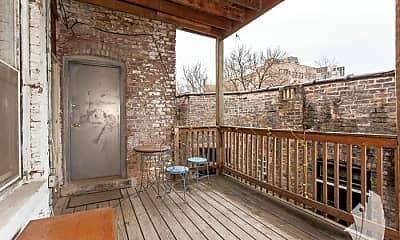Patio / Deck, 2435 N Geneva Terrace, 2