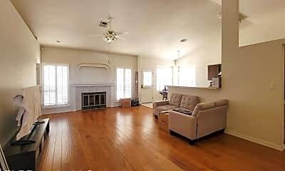 Living Room, 7132 Tierra Roja St, 1