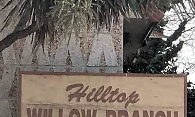 Willow Branch, 1