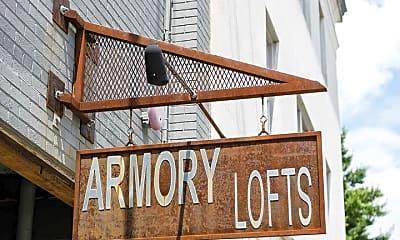 Community Signage, 1015 Chestnut Street, 0