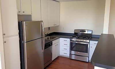 Kitchen, Imperial Towers, 1