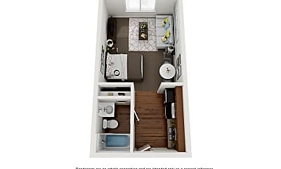 Living Room, 515 Greenbriar Dr, 2