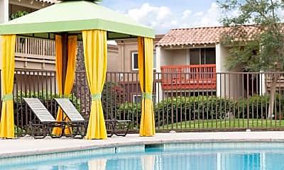 Pool, Serena Vista Apartments, 2