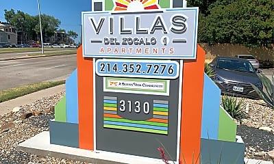 Villas Del Zocalo, 1